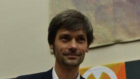 Debata prezidentských kandidátů na Právnické fakultě: Marek Hilšer