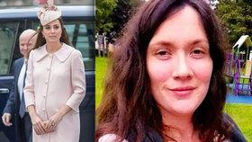 Polly Ross trpěla stejnou nemocí jako vévodkyně Kate.