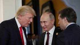 Prezidenti Trump a Putin si báječně rozumí.