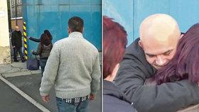 Bartoloměj Botos, propuštěn po 31 letech.