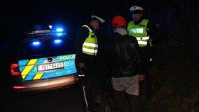 Rok od zavedení reflexních prvků: Jen na jihu Moravy zavinili chodci více než 200 nehod