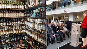 Cenu alkoholu ve Skotsku stanoví soud.