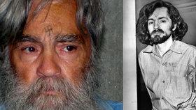 Charles Manson umírá na smrtelné posteli.