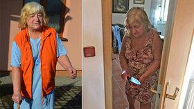 Jarmila Miklušová pořádně nespí a po napadeních je ve špatném fyzickém i psychickém stavu.