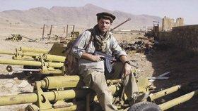 Podplukovník Pavel Černý trénoval vojáky na různých místech světa