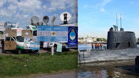 Pátrání po zmizelé argentinské ponorce pokračuje.