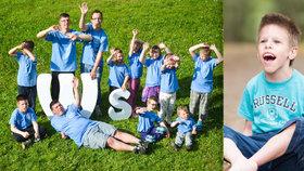 Spolek Willík sdružuje rodiče s dětmi, které mají Williamsův syndrom.