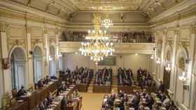 Druhým dnem pokračuje ustavující schůze Poslanecké sněmovny, na které bude zvolen její předseda.