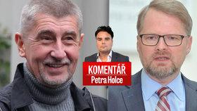 Petr Holec komentuje dění ve Sněmovně.