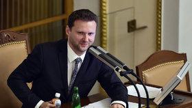Radek Vondráček (ANO), předseda Poslanecké sněmovny