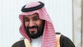 Saudský korunní princ Muhammad bin Salmán