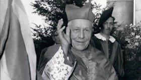 Ostatky kardinála Berana se do Česka vrátí 20. dubna
