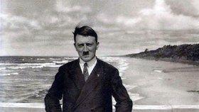 Adolf Hitler měl v mládí malířské ambice.