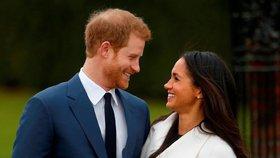 """Budoucí nevěsta prince Harryho: """"Nenechala jsem ho domluvit!"""""""