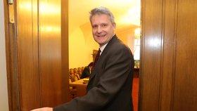 Žádost policie o vydání Babiše řešil mandátový a imunitní výbor: Předseda výboru Stanislav Grospič (KSČM)
