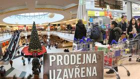 Víme, kde si o svátcích nakoupíte.