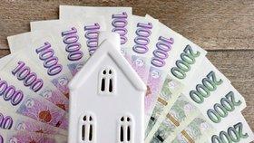 Chcete hypotéku, ale nemáte našetřeno? Zastavte jinou nemovitost, vzkazují banky.