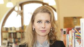 Michaela Horáčková byla hostem pořadu Blesk.cz Káva s první dámou.