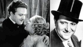 Hugo Haas miloval něžné pohlaví a kokain. S drogami přestal až po svatbě s mladičkou herečkou a baletkou Bibi.