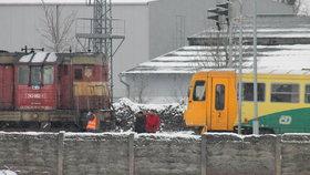 Vlaky se srazily na Zlínsku. Tři lidé utrpěli zranění.