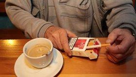 Vláda odmítla návrh poslanců na zmírnění protikuřáckého zákona.