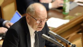 Bývalý ministr financí Ivan Pilný má třetí místo na pražské kandidátce hnutí ANO