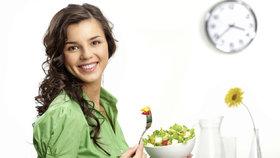Jíst čistě vlastně znamená přemýšlet nad tím, co jíte.