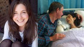 Dceru nám zabila nemocniční péče na úrovni třetího světa, stěžují si rodiče anorektičky.