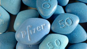 Výrobní továrna Pfizer pro lék viagra