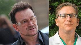 Chirurg celebrit Dean Lorich (†54) spáchal nejspíše sebevraždu. Jeho nejslavnějším pacientem byl Bono Vox.