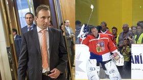 Bývalý hokejový brankář Milan Hnilička bude ve vládě Andreje Babiše (ANO) zmocněncem pro sport.