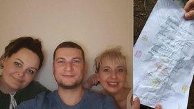 Tři polští kamarádi splní malému Tomáškovi jeho přání.