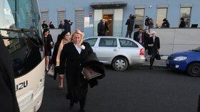 Babišův kabinet vyrazil před jmenováním uctít památku TGM do Lán.