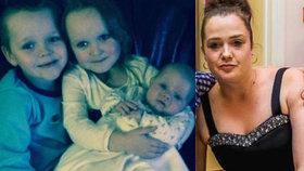 Při požáru zemřely tři děti, máma skončila ve vážném stavu v nemocnici.