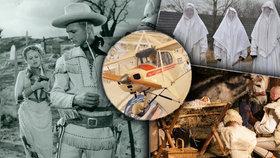 30 tipů na víkend: Živé betlémy, pochůzka lucek i přestřelka v kovbojském saloonu