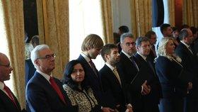 Česku vládne kabinet Andreje Babiše