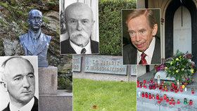 Bývali těmi nejdůležitějšími osobnostmi své doby: Jak dnes odpočívají slavní zesnulí?