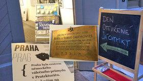»Jáchymka« otevřela dveře dokořán. Představila život Anny Frankové i nacistické tábory na českém území