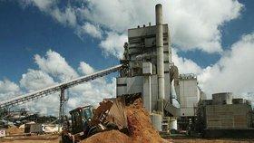EPH koupil dvě elektrárny na biomasu v Itálii