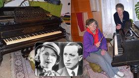 Sestry z Chrástu u Poříčan nevědí, co s dědictvím: Piano po Čapkovi nikdo NECHCE!