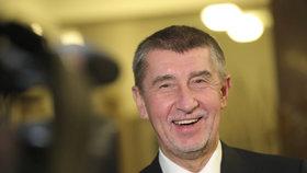 Andrej Babiš se stal premiérem.