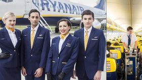 Zaměstnanci Ryanair