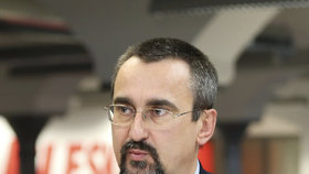Europoslanec Pavel Poc (ČSSD)
