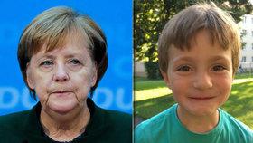 Syn zavražděné Češky Nadi napsal německé kancléřce Angele Merkelové vzkaz.