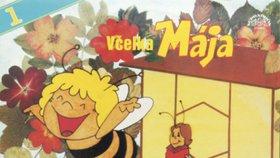 Seriál Včelka Mája