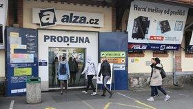Největší český e-shop Alza.cz dnes odpoledne postihl výpadek počítačového systému. Obchod kvůli technickým problémům nemůže přijímat objednávky ani vydávat zboží zákazníkům.