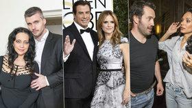 Rok plný rozchodů: Podívejte se, kdo z celebrit oslaví Silvestra sám!