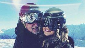 Andrej Babiš vyvezl manželku Moniku na Silvestra tradičně na dovolenou do rakouských Alp. V další dovolenou doufá na Velikonoce