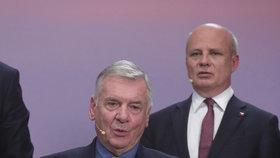 Superdebata prezidentských kandidátů: Vratislav Kulhánek a Michal Horáček