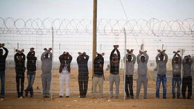 Afričtí uprchlíci v Izraeli